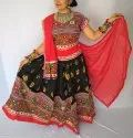 Cotton Embroidered Chaniya Choli