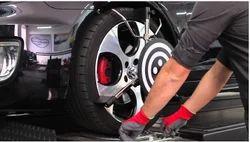 Wheel Alignment Repairing Services