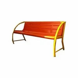 FRP Three Seater Garden Bench