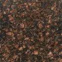 Big And Small Slab Tan Brown Granite, Thickness: 18 Mm