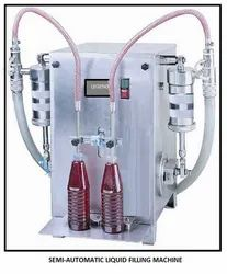 Ss Semi-Automatic Honey Filling Machine, Packaging Type: Bottles, 1 Hp
