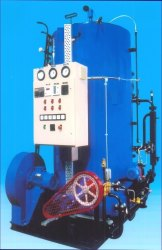 GG-200 Gas Fired, Non-IBR Steam Generator