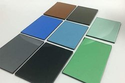 AIS  Tinted Float Glasses, Glass Thickness: 3.5mm