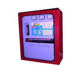 A.S.D 32 Zone Fire Alarm P.A System
