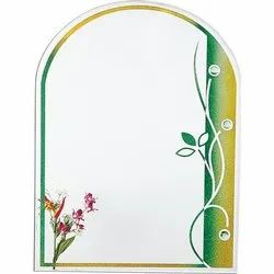 Decorative Glass Wall Mirror