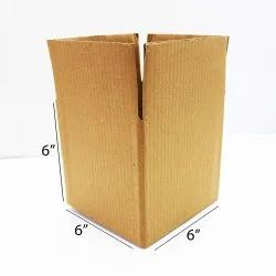 JC 3 Ply Corrugated Box Shipping Boxes