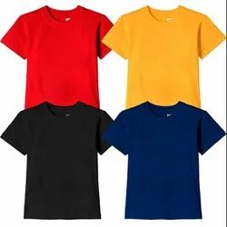 Vimal Apparels Cotton Plain T Shirt, Size: XL, Age Group: 18 Years
