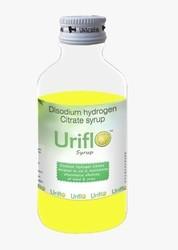 Uriflo Disodium Hydrogen Citrate 1.25mg