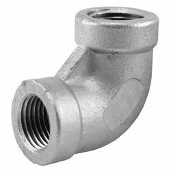 Stainless Steel 316 90 Degree Elbow