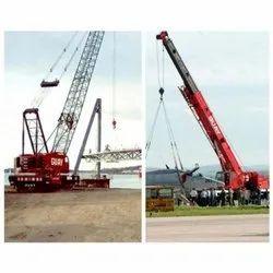 Telescopic Crane Crane Rental Service Provider
