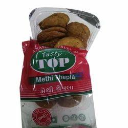 Methi Thepla, Packaging Size: 200 Grams