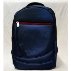 Zipper School Bag