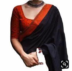 Digital Linen Saree