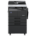 Konica Minolta Bizhub Photocopy Printer Machine