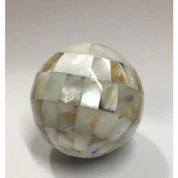 Glass Fancy Decorative Ball
