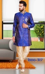 Mens Diwali Indian Indo Churidar Suits