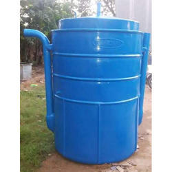 Automatic Bio Gas Plant for Home, Weight: 300 - 850 kg