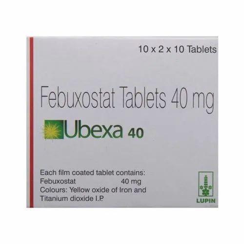 Ubexa 40 MG Tablet