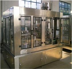 Automatic Mineral Pure Water Filling Plant