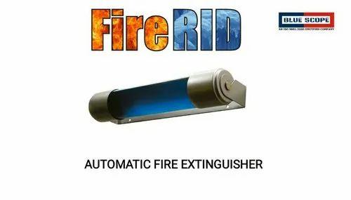 Bluescope Fire Extinguisher