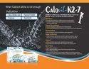 CCM Calcitriol Vitamin K2-7 Omega-3 Fatty Acid Methylcobalamin Zinc and Boron Soft Gelatin Capsules