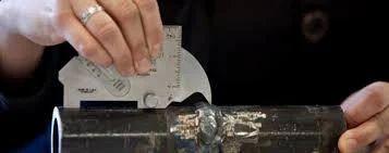 焊接检验员的图像结果