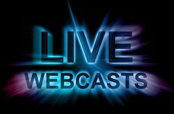 Live Webcast Solution