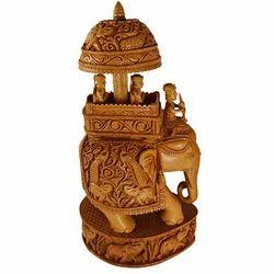 Ambabari Elephant Statue