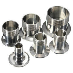Welded Titanium Alloy Pipe Fittings