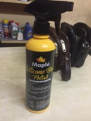 Maple Silicone Based Car Body Polish, Packaging Type: Bottle