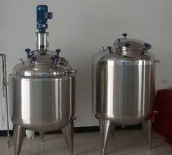 Invert Sugar Syrup Making Machine