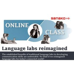Windows Sanako Connect Online Classes Service, English Lnaguage
