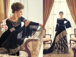 Pakistani Palazzo Suit