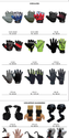 Kobo Gym Gloves
