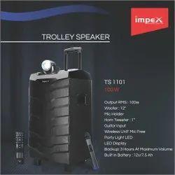 Trolley Speaker - Ts 1101