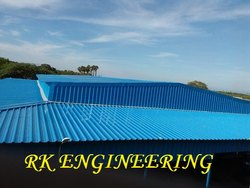 Steel Sheet Fabrication Service