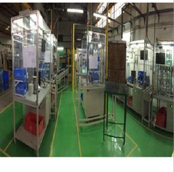 Semi Purpose Machine For Automotive Industries