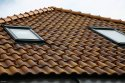 Matt Imported Clay Roof Tiles, Size: Large (12 inch x 12 inch), Thickness: 20-25 mm