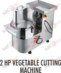 Vegetable Cutting  Machine 2hp