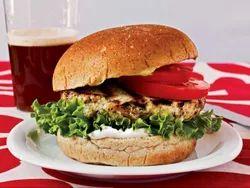 FFJ Continental Chicken Burger Patty, Packaging Type: Box