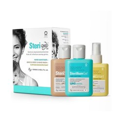 Steri 360 Kit Protect Against Coronavirus (50 mL)