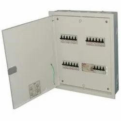 4 to 16 Way TPN Double Door Distribution Board