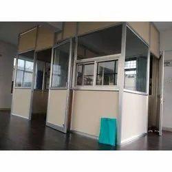 Aluminium Office Cabins