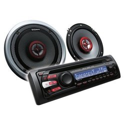 Sony Car Audio Music System, Model Name/Number: CXS-G1116U