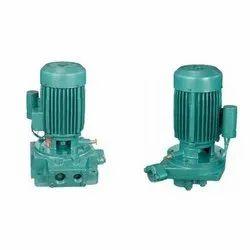 Cast Iron 15-20 Bar Single Phase Vertical Jet Monoblock Pump, 1500 Rpm, Max Flow Rate: 300-500 Lpm