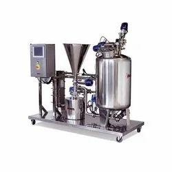 Inoxpa Solid Liquid Mixing Machine