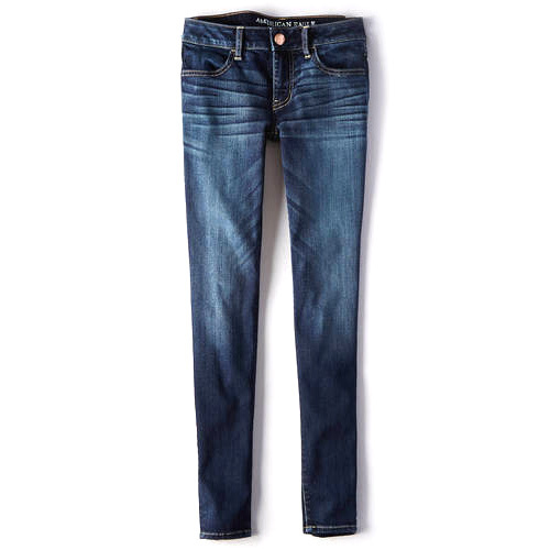 95d65fd8d4a576 Blue Slim Womens Jegging Jeans, Rs 450 /piece, Happy Trades Com | ID ...