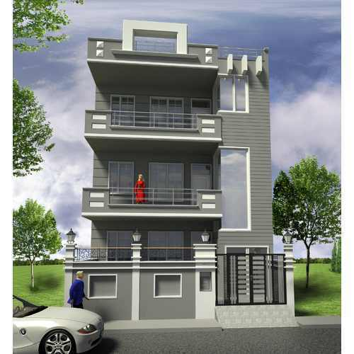 Elevation Designing Service In Nandanam Chennai Id