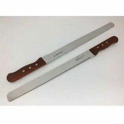 Wooden H Knife, Finish: Premium Quality Finishing