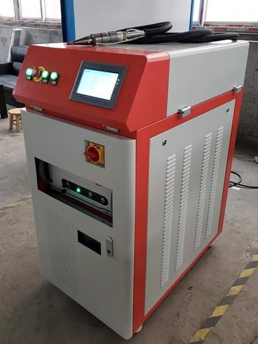 Stainless Steel Laser Welding Machine, Automation Grade: Manual